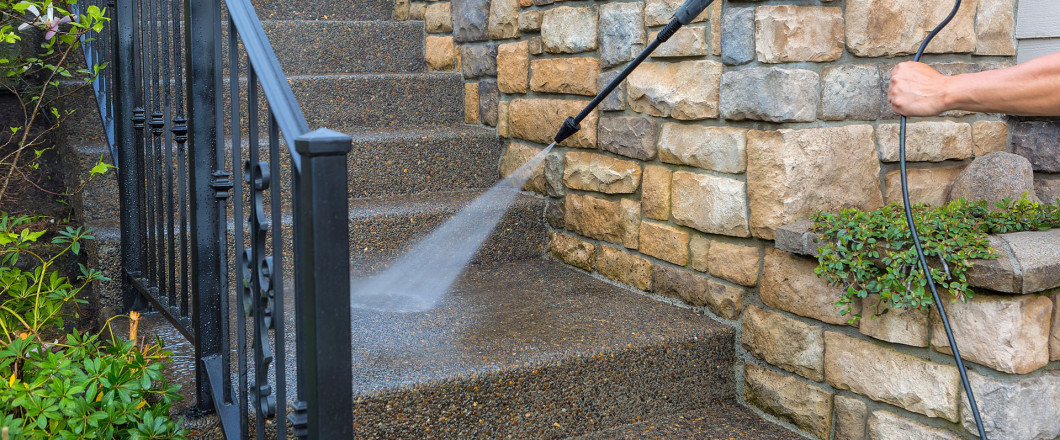 Let Us Prep Your Exterior Walls With Power Washing